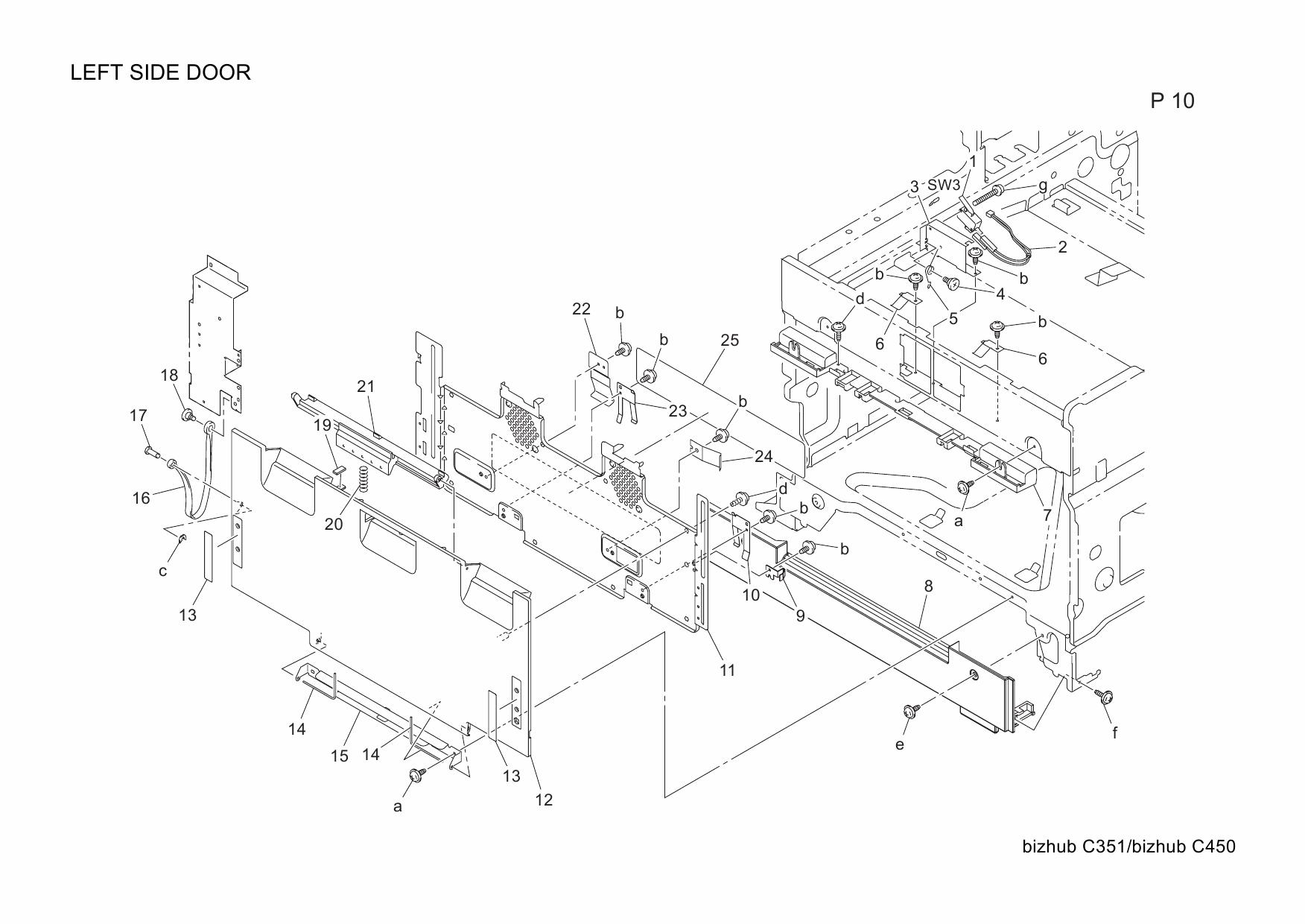 Konica Minolta Bizhub C353 Manual